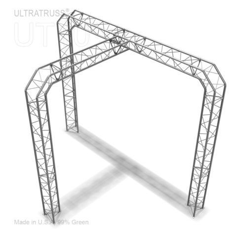 Customized Stage Truss System-Stand-Outdoor-Events